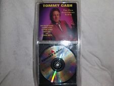 """Tommy Cash  THE 25TH ANNIVERSARY""""IN LONGFORM"""" Ausgabe 1990 SAMMLERSTÜCK- CD"""