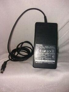 Toshiba AC adaptor PA245OU 15V 3A UK Plug