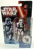 Hasbro Star Wars Force Awakens First order stormtrooper world order 2015 Sealed