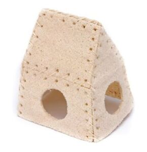 Penn Plax Small Animal Loofah Toys Loofah House Toy SAMLT1 Small Pets Supply NEW