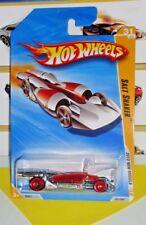 2010 HOT WHEELS NEW MODELS #31 Salt Shaker - Red & Chrome