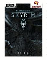 The Elder Scrolls V Skyrim Steam Pc Game Download Code Neu EU [Blitzversand]
