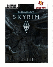 The Elder Scrolls V Skyrim Steam Download Key Digital Code [DE] [EU] PC