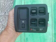 1997-2001 HONDA CRV CR-V Master Power Window Switch OEM 97 98 99 00 01 BLACK