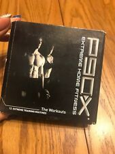 P9Ox Extreme Home Fitness The Workouts 12 Dvds Ships N 24h