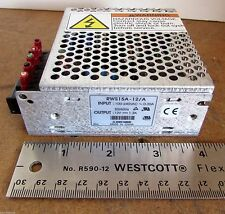Nemic-Lambda Power Supply RWS15A-12/A 12VDC 1.3A 100-240VAC