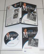 Dvd TUTTO MACARIO Il Cinema ARIA DI PAESE Perfetto Fabbri Erminio 2007