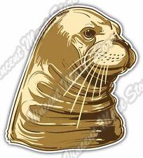 "Seal Marine Mammal Pinniped Animal Car Bumper Window Vinyl Sticker Decal 4""X5"""