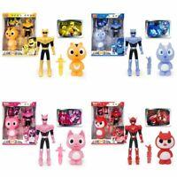 MINIFORCE X BOLT VOLT Figure Set Mini Force Super Ranger Kids Birthday Xmas Gift