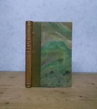 ALFRED DE MUSSET POESIES NOUVELLES 1836-1852 (LIBRAIRIE DES BIBLIOPHILES RELIE).