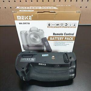 Meike MK-DR750 Vertical Battery Grip 2.4G for Nikon D750 MB-D16