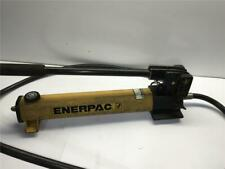P-392 HYDRAULIC HAND OPERATED PUMP POWER SYSTEM ENERPAC 10000 PSI
