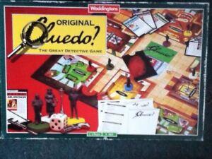 **Cluedo? Original Detective Board Game 1996 Waddingtons**
