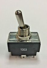 30-012 DPST off-on 6A heavy duty toggle switch solder terminals = GC35-0112