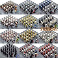 23pcs Star Wars 501st Legion Minifigures Military Figure for Lego Minifigure