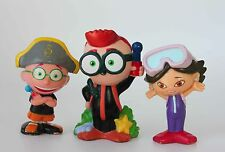 Little Einsteins Toy Figures Set of 3  Leo and June RARE