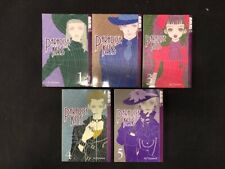 Paradise Kiss By Ai Yazawa Complete Lot Set 1-5 In English - Tokyopop