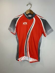VOLER HAMMER  Cycling Jersey Women's Small Red White
