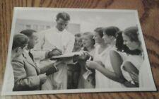 OLYMPIA 1936 PHOTO CARD NO. 128 GIULIO GAUDINI