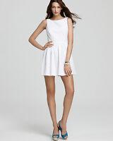 Lilly Pulitzer Aleesa Dress Petal Pusher Lace Resort White NWT 10 12 L