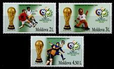 Fußball. WM-2006, Deutschland. 3W. Moldawien 2006