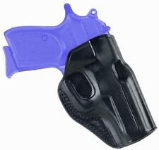 Galco Stinger Belt Holster - Right Hand, Black, Ruger LCP and Kel-Tec : SG436B