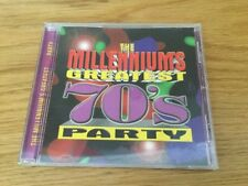 The Millennium's Greatest 70's Party CD (1998) 1970s Compilation  Various Hits