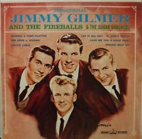 Sensational Jimmy Gilmer and the fireballs 33RPM 5387  123116LLE