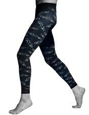 Mens Patterned Leggings 60 Denier Adrian Opaque Hosiery Size S/M L/XL