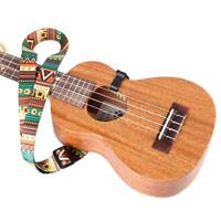 Adjustable Transfer Ribbon Ukulele Strap Belt Durable Guitar Sling for Guitar