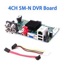 5MP-N 4CH AHD DVR Video Recorder AHD DVR 1080P AHDH For 1080P/5MP AHD Camera
