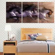 NEW Running Horse Wall Painting Canvas Picture Art Print Mural Home Decor