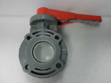 Spears® 722311-030C Butterfly Valve, 3 in, Flanged, CPVC, Domestic