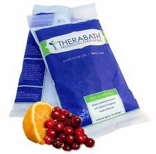 6 1lb Bags Cranberry Zest Refill Paraffin 4 Therabath Professional PRO Wax Bath