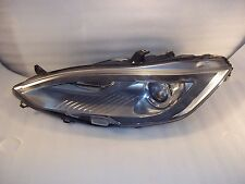 2013 Tesla Model S Left Driver xenon headlight 600590600C Complete, B+ OEM OE H1