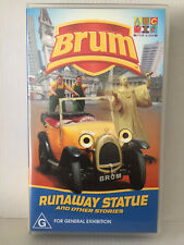 BRUM ~ RAILWAY STATUE and other STORIES ~ AS NEW VHS VIDEO