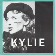 "KYLIE MINOGUE Finer Feelings | 7"" Single von 1992 - german PWL 