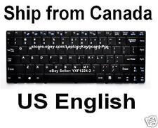 Keyboard for MSI X320 X340 X300 X400 L2300 U210 L2300 - US English