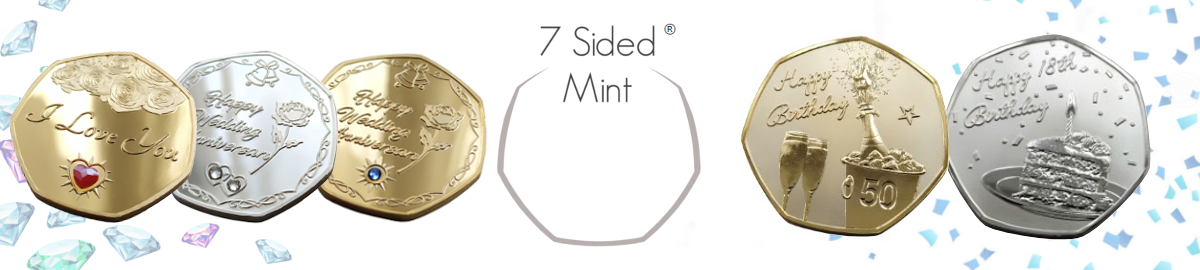 7 Sided Mint Coin Shop