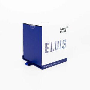 Montblanc Great Characters Elvis Presley Bottled Ink - 50ml ~New in Box