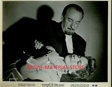 """George Sanders Bluebeard's Ten Honeymoons Original 8x10"""" Photo #K6541"""