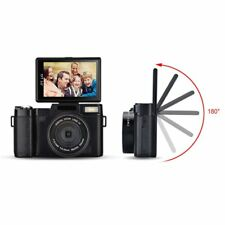 Digital Camera FHD 1080P Professional Video Camcorder Vlogging Camera 24MP YN