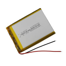 3.7V 5000 mAh batería recargable de Li polímero Lipo 105575 Para Ipod Tablet Pc mp4