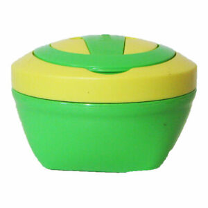Fit & Fresh Hot Lunch Thermal Container,  w/Spoon, Microwave Dishwasher Safe