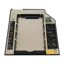 2nd SATA Hard Drive HDD/SSD Bay Caddy for Thinkpad T400 T400S T410 T410S T420S