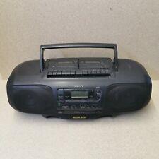 Sony CFD-380L CD Radio Cassette BOOMBOX GHETTO BLASTER