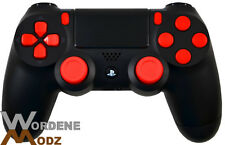 RED OUT Master Modded PS4 Controller for all Shooter Games incl COD WWII 2