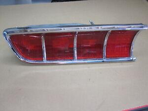 NOS 1965 Chrysler Newport 300 New Yorker Tail Lamp ASSy LH Mopar 2575377 2575189