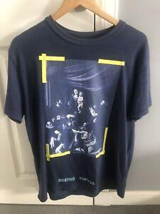 Off White Caravaggio T Shirt Xs