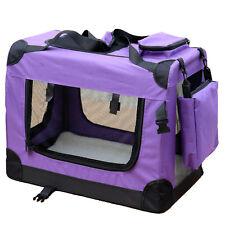 Transportín Perro para reisebox Auto GATOS BOX M VIOLETA